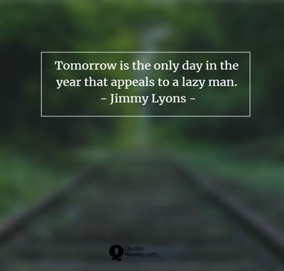 Laziness quotes