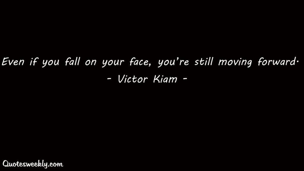 Quotes about moving on.