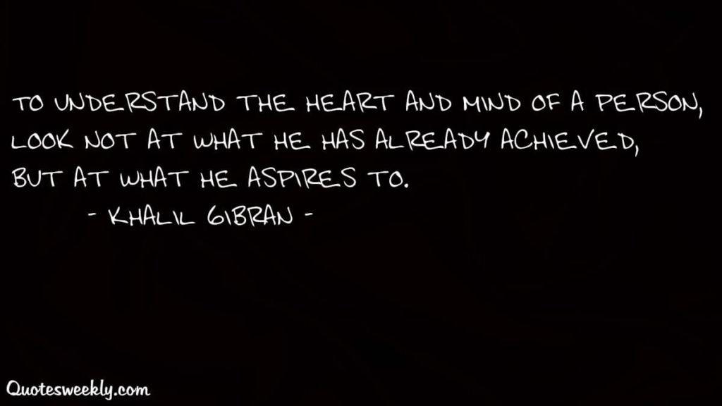Aspirations-quotes