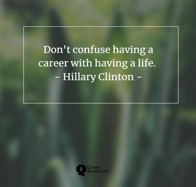 Life balance quotes