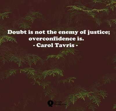overconfidence quotes