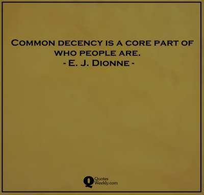 decency quotes