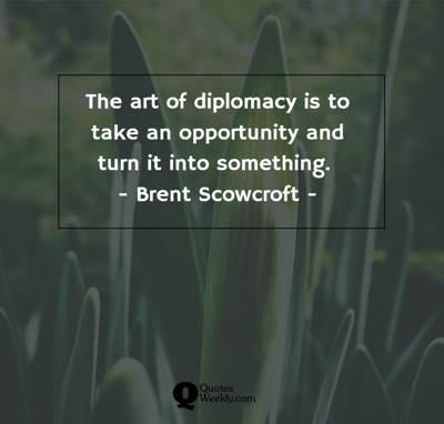 diplomacy quotes