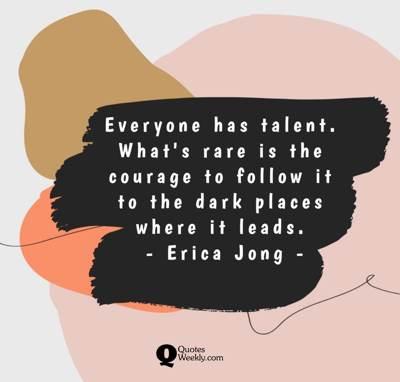 talent quotes