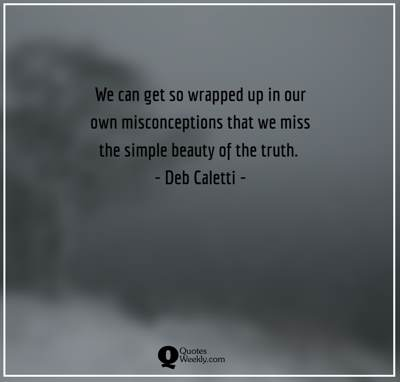 Misconception Quotes