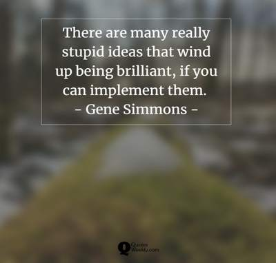 Brilliance quotes