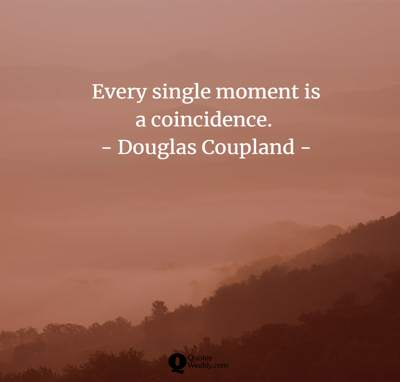 coincidence quotes