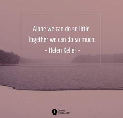 cooperation quotes