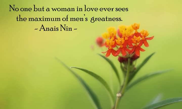 53 Inspiring Anais Nin quotes – Quotesweekly.com