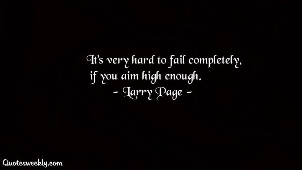 Aim High Quotes