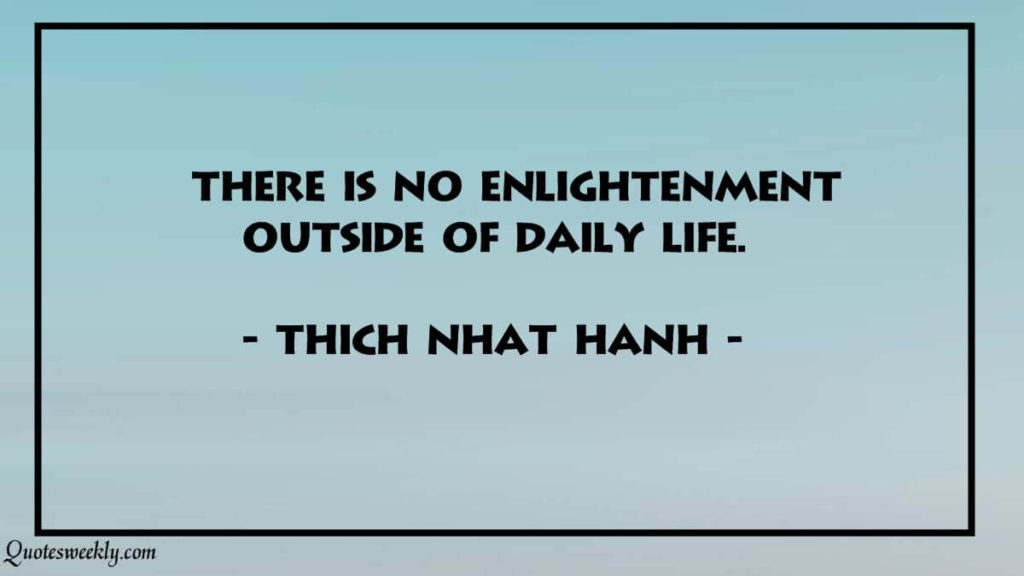 Enlightment quotes